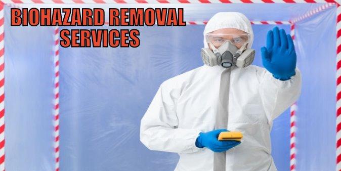 Biohazardous Material Removal Ottawa