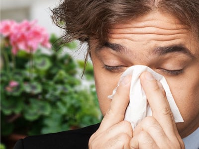 mold and sinus inflamation